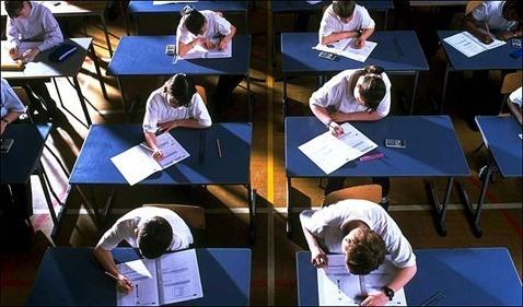 Soñar con examen