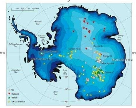 antarctic-camps