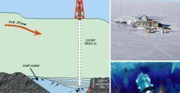 Misterios  Lago Vostok