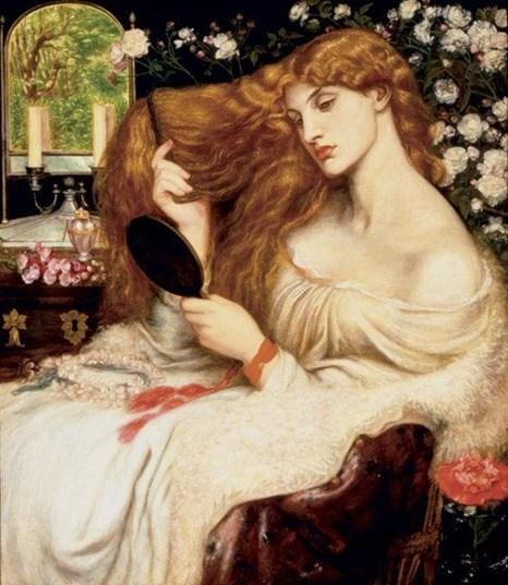 lady-lilith-por-dante-gabriel-rossetti