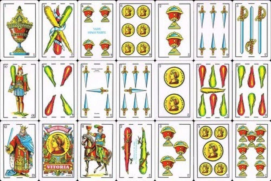 significado espadas baraja española