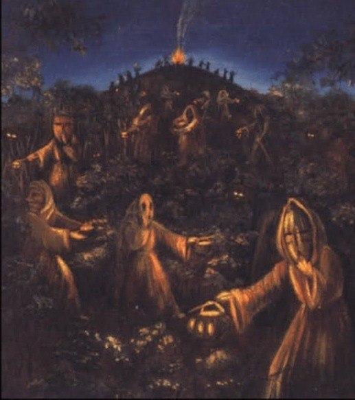 Festividad del Samhain Samhain
