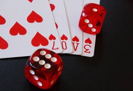 cartas de corazones