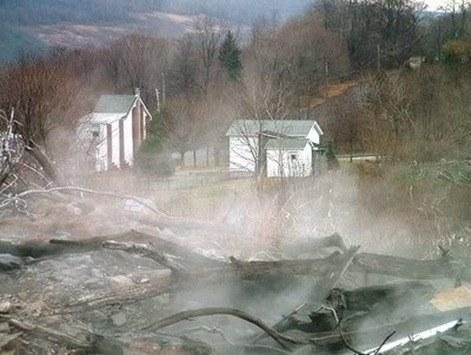 Centralia | pueblos fantasmas