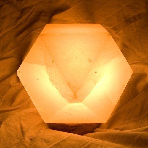 Lámpara de sal himalaya