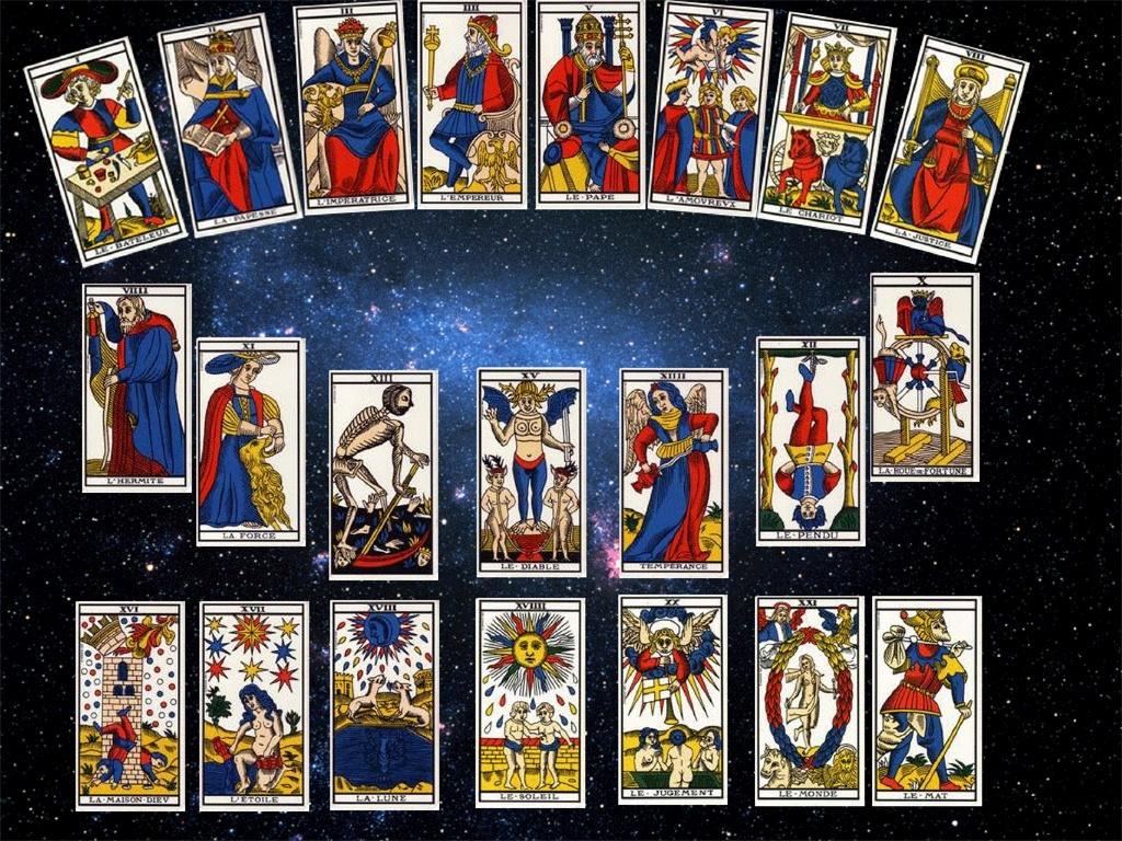 Significado de los arcanos mayores - El espejo tarot gratis ...
