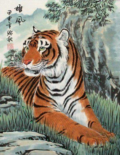 Horoscopo Chino 2019 El Tigre