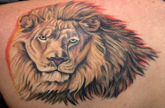 El Significado Del Tatuaje Símbolo Del León Esoterismoscom