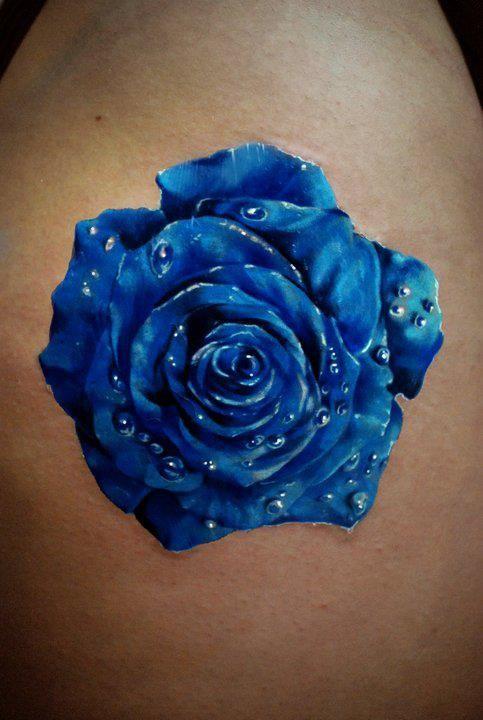 cu l es el significado de las rosas azules. Black Bedroom Furniture Sets. Home Design Ideas
