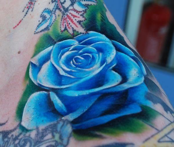 significadol-tatuaje-de-la-rosa-azul