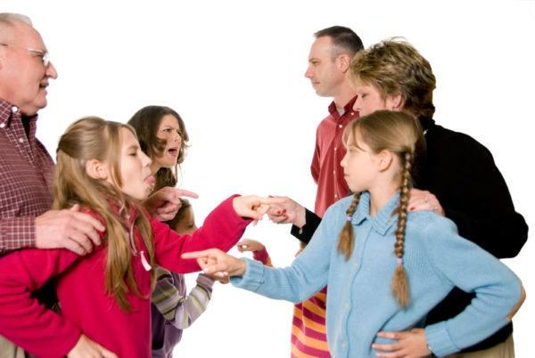soñar-con-peleas-familiares