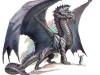 El dragon chino y los distintos elementos