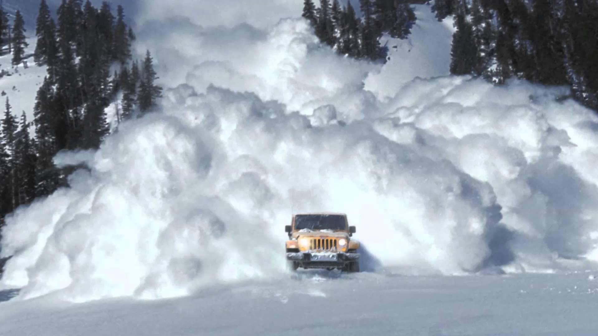 Soñar con una avalancha | Esoterismos.com