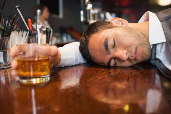 Soñar con borrachera