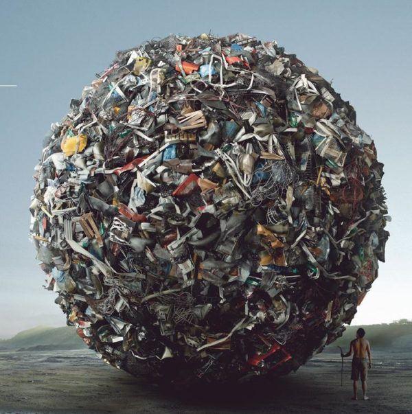 Soñar que cargamos basura
