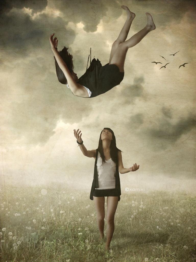 Soñar que te caes o que te estás cayendo | Esoterismos.com