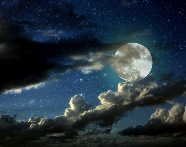 cuando es luna llena