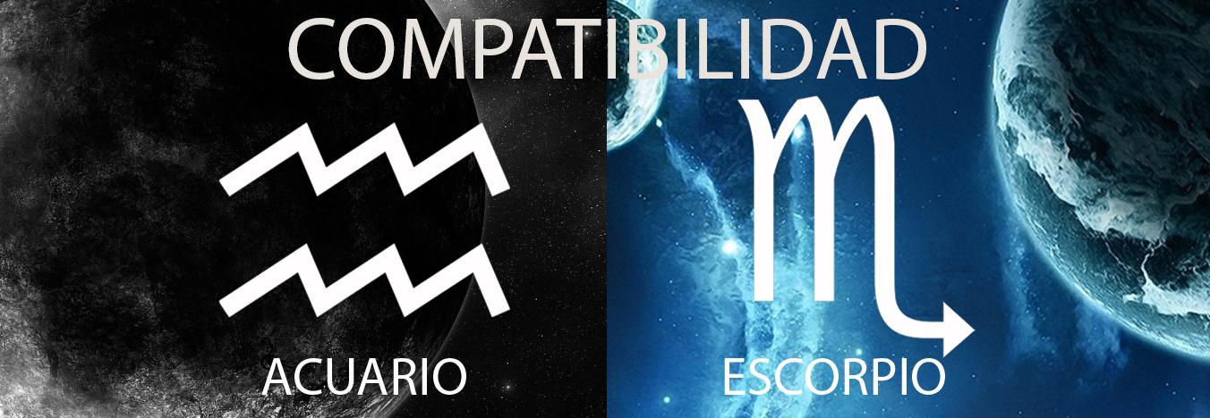 Compatibilidad escorpio y acuario for Horoscopo de hoy acuario