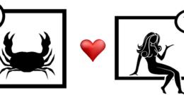 Compatibilidad Virgo y Cáncer