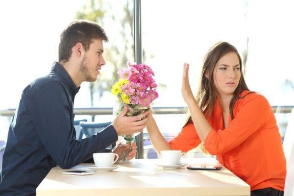 Significado soñar ex pareja