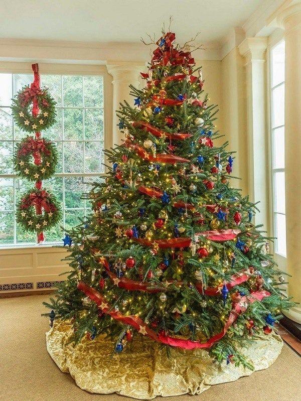 Cu l es el significado de los rboles de navidad for Cuando se pone el arbol de navidad