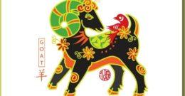 Horóscopo chino 2018 La Cabra