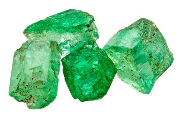 Jade verde claro