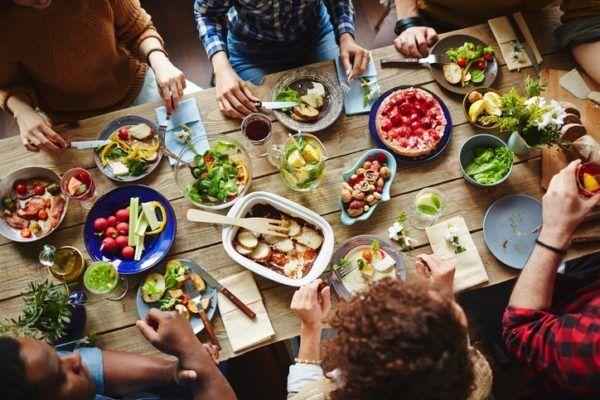 Suenos que siempre son premonitorios sonar con la comida