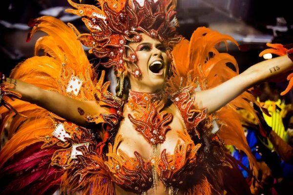 Origen carnaval