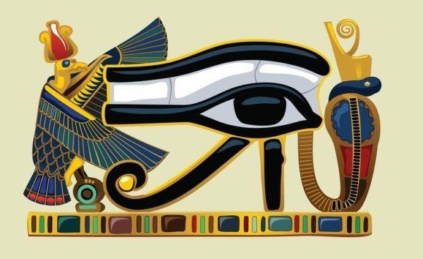 Horus ojo