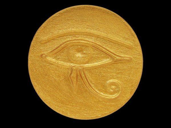 Amuleto del ojo de horus
