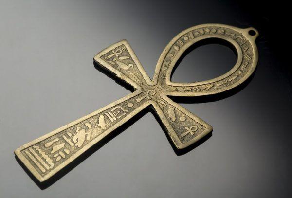 La cruz egipcia o ank