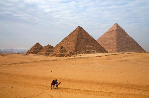 Los amuletos en el antiguo egipto