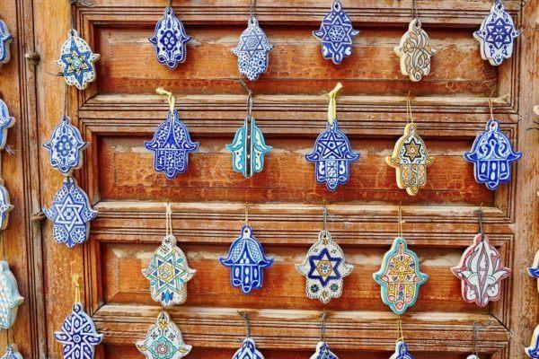 Mano de fatima como amuleto coleccion