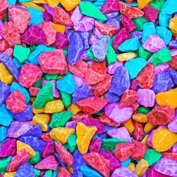 Que es la azurita colorido piedras