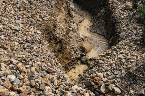 Que es la azurita mina de cobre