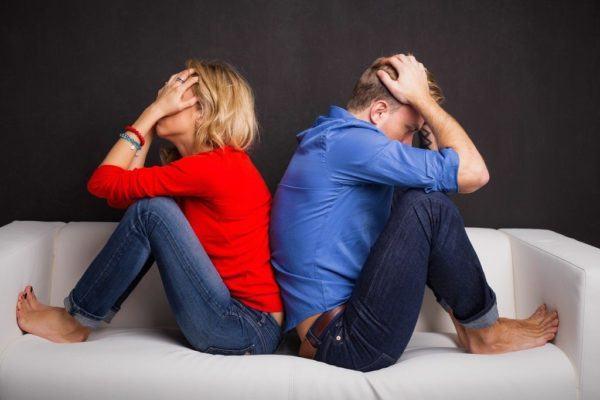 Que significa sonar con un matrimonio infeliz