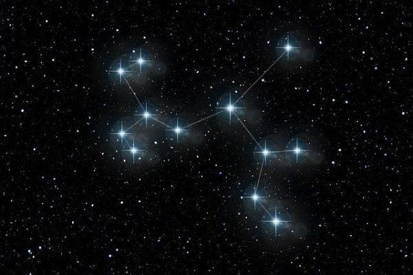 el-signo-solar-lunar-y-ascendente-firmamento-estrellas