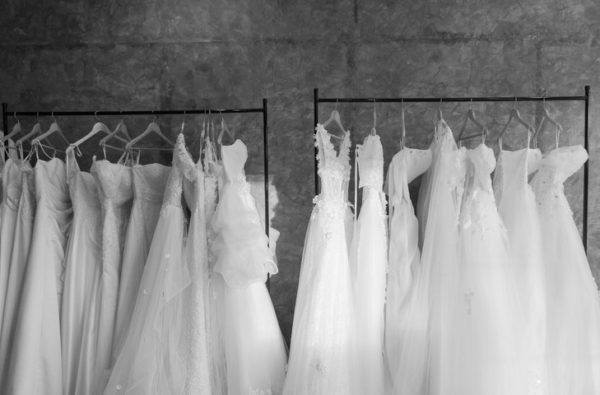 Sonar vestido novia blanco