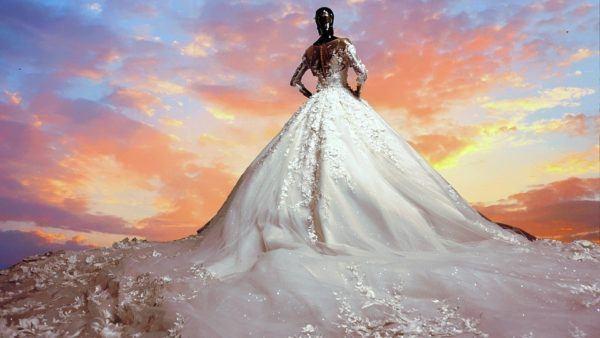 Significado De Soñar Con Un Vestido De Novia Esoterismoscom