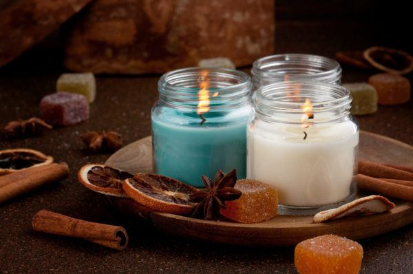 El simbolismo de soñar con velas