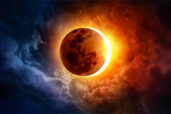 Como nos afectan los eclipses de sol