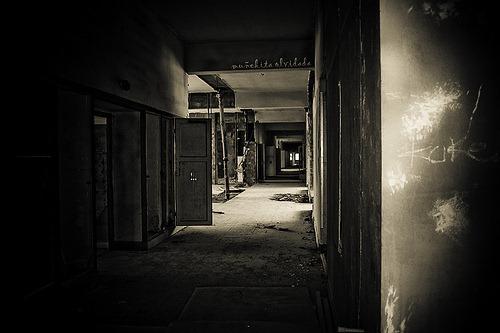 Enigmas del Mundo: EL HOSPITAL DEL TORAX (TERRASSA-CATALUÑA)