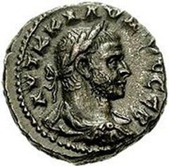 Moneda-Emperador Claudio II