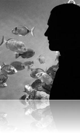 hombre acuario
