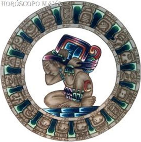Hor scopo maya for Calendario lunar de hoy