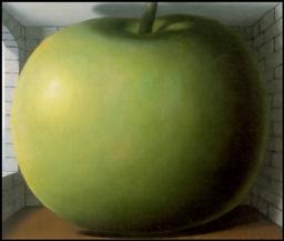 Manzana en sueños